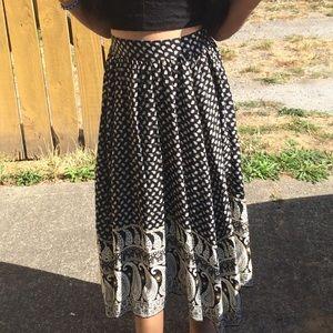 American Eagle midi skirt
